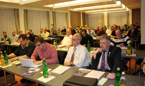 DBU-Jahreshauptversammlung 2011