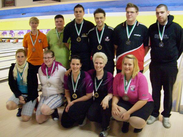 Landesmeisterschaft Junioren Doppel 2011