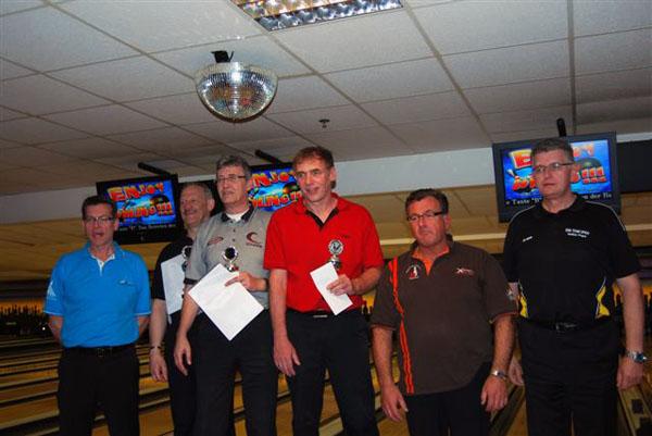Endergebnisse LM Senioren 2011