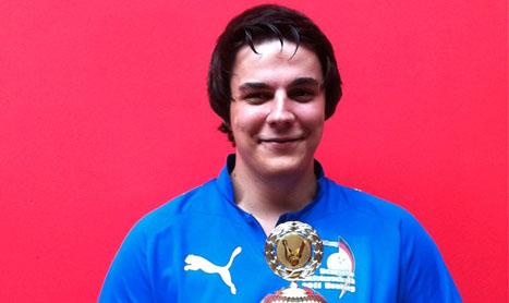 Sebastian Lange gewinnt die Bowl-Position-Open