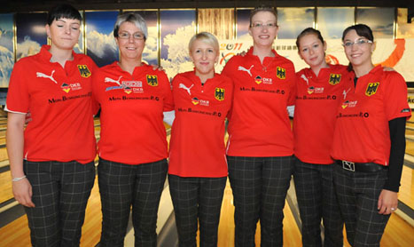 Damen WM 2011: Bisher zwei Bronze-Medaillen für Deutschland