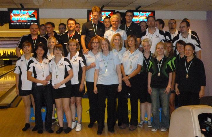 WBU-Pokal 2011: Die Sieger stehen fest