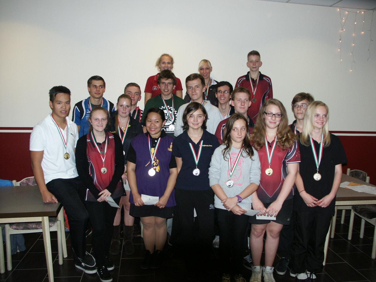 Jugend- und Juniorenturnier 2012
