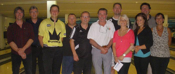 Die Gewinner des 8. Radschläger Fusions-Turnieres 2012 stehen fest