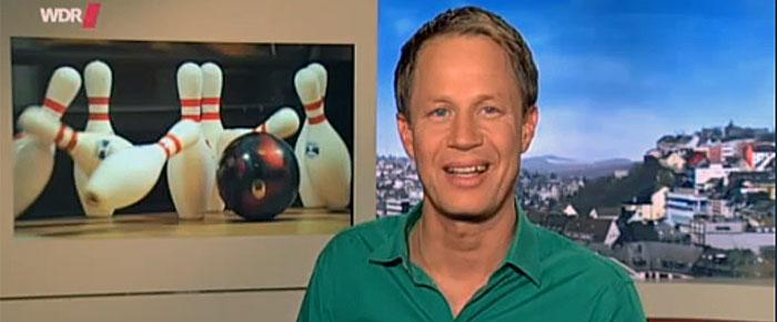 WDR-Bericht: Bowling in Siegen