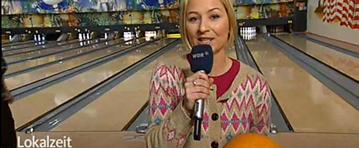 WDR Lokalzeit: Bowling-Frauen trainieren für die Bundesliga