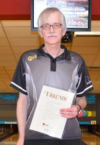 50 Jahre DKB-Mitglied: Lothar Krause