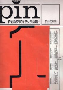 Pin Bowlingzeitung