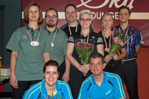 Berlinfahrer DIe Meister und Platzierten zusammen mit den Viertplatzierten