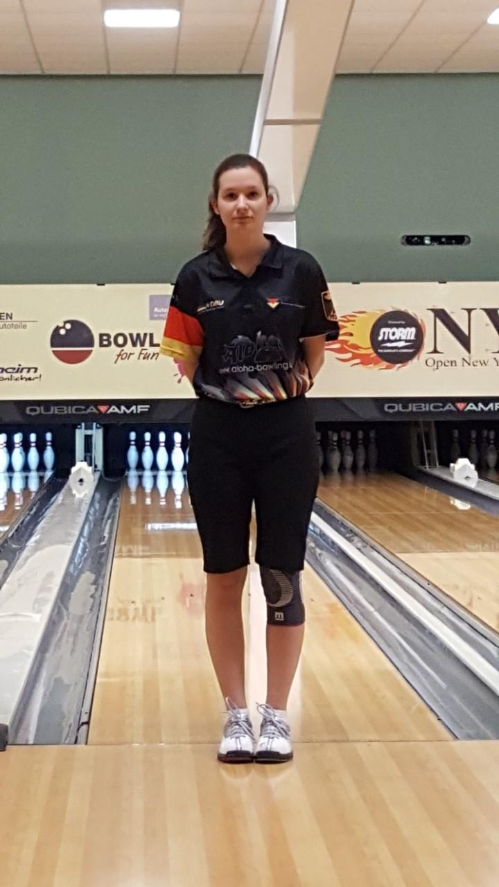 Marissa Meyer startet bei der European Youth Championships 2018