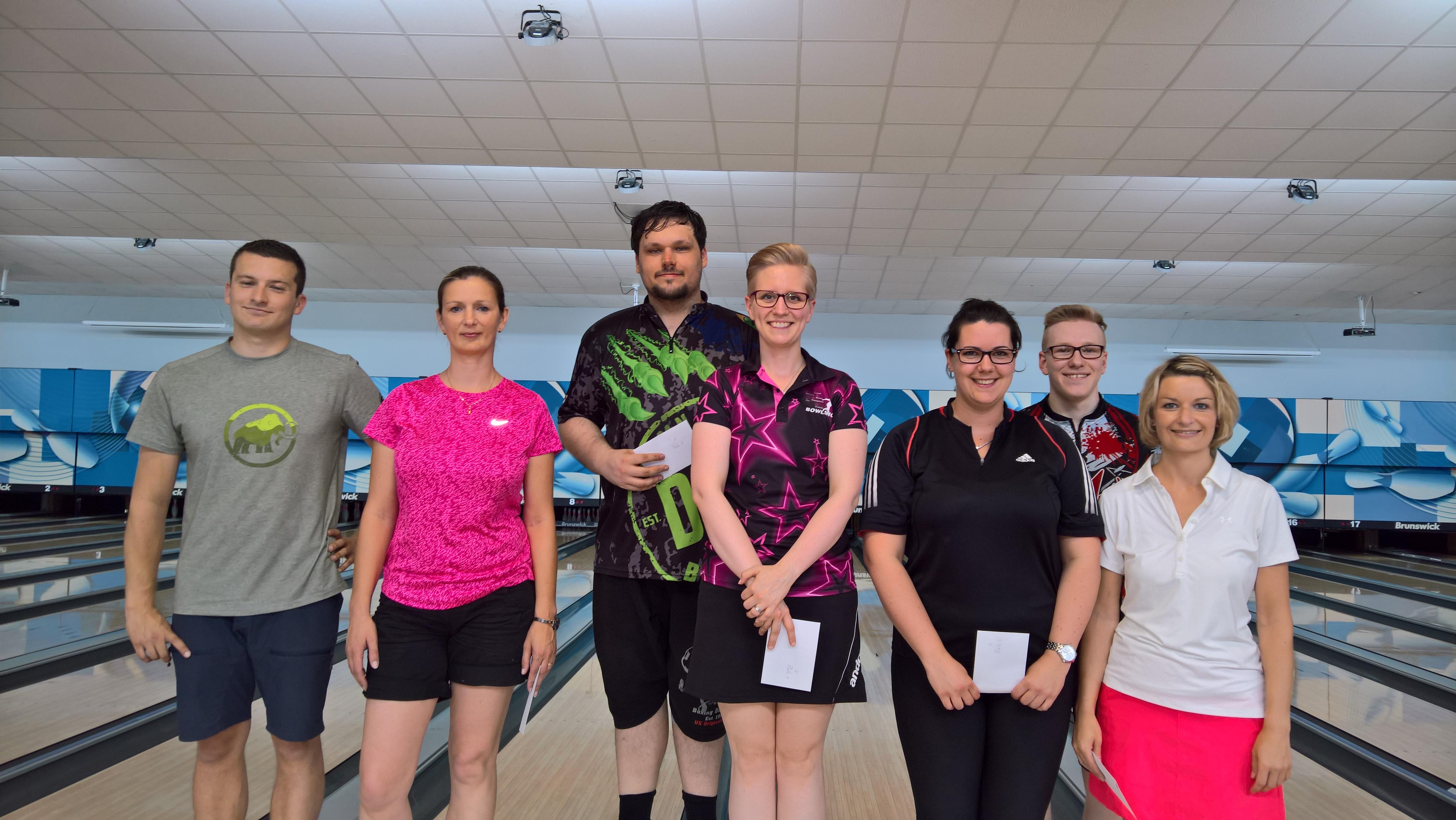 Sabrina Schymanski und Kevin Köseoglu gewinnen den NRW-Cup 2018
